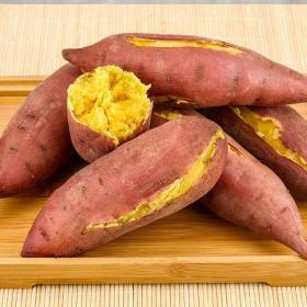 遂溪西瓜红中番薯2斤装/10斤/箱