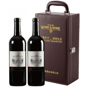 中粮名庄荟法国-希娜拉干红葡萄酒礼盒 (中粮原瓶进口)