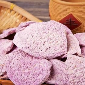 紫玉淮山干200g*1袋